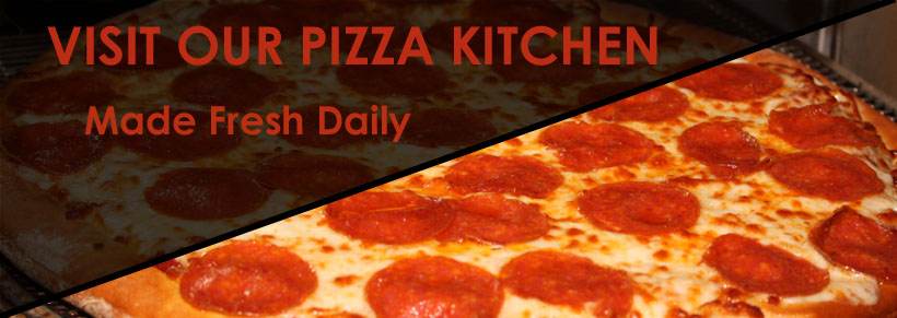Visit Our Pizza Kitchen