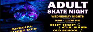 Adult Skate Night