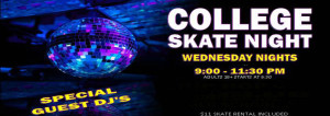 Adult Skate Night 2016