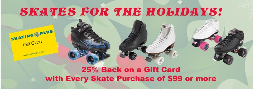 Skates For The Holidays!