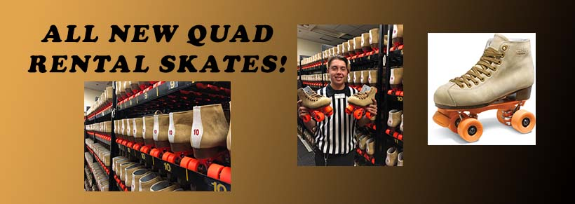 New Rental Skates
